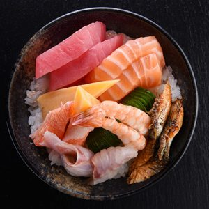 MIXED CHIRASHI BOWL