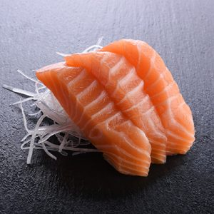 SALMON SASHIMI copy